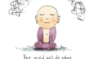 Mindfulness and Meditation Courses Beginning March 2018